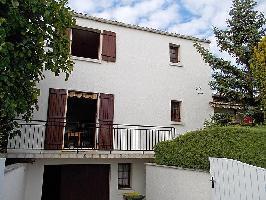 139035) Casa A 809 M Del Centro De Royan Con Aparcamiento, Jardín, Lavadora