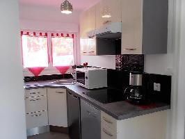 278997) Apartamento A 368 M Del Centro De Royan Con Aparcamiento, Terraza, Lavadora
