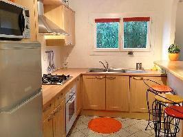 30717) Apartamento A 790 M Del Centro De Canet-en-roussillon Con Aire Acondicionado, Balcón, Lavador