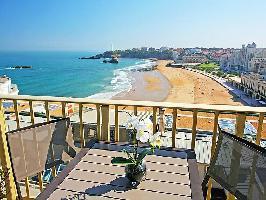 93997) Apartamento En El Centro De Biarritz Con Aparcamiento, Balcón