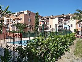 96459) Apartamento A 515 M Del Centro De Canet-en-roussillon Con Aparcamiento, Jardín, Balcón