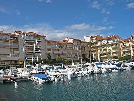 96481) Apartamento A 843 M Del Centro De Canet-en-roussillon Con Balcón
