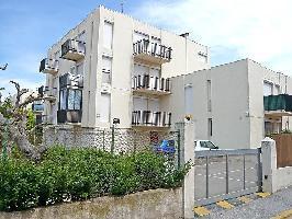 96487) Apartamento A 1.2 Km Del Centro De Canet-en-roussillon Con Aparcamiento, Balcón, Lavadora