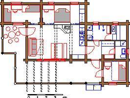 219699) Casa En Kuusamo Con Lavadora