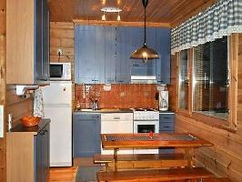 338920) Casa En Kuusamo Con Lavadora