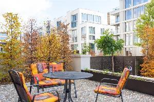 378901) Apartamento A 1.1 Km Del Centro De Berlín Con Aire Acondicionado, Ascensor, Terraza, Lavador