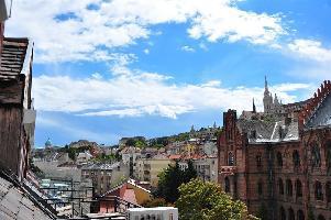 390984) Apartamento A 420 M Del Centro De Budapest Con Aire Acondicionado, Ascensor, Aparcamiento, T