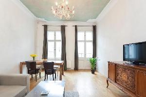 551619) Apartamento A 862 M Del Centro De Berlín Con Lavadora