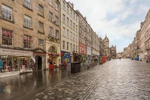 449342) Apartamento En El Centro De Edimburgo Con Lavadora