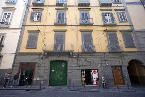 381742) Apartamento En El Centro De Nápoles Con Ascensor, Terraza, Lavadora
