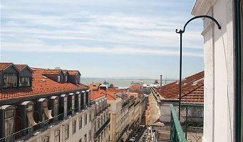 386648) Apartamento En El Centro De Lisboa Con Internet, Aire Acondicionado, Ascensor, Aparcamiento