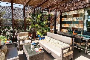 320283) Apartamento En San Bartolomé De Tirajana Con Aire Acondicionado, Aparcamiento, Terraza, Jard