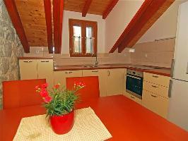 452018) Casa En El Centro De Trogir Con Aire Acondicionado, Aparcamiento, Terraza, Lavadora