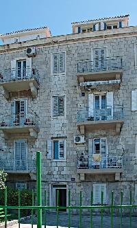 467757) Apartamento En El Centro De Split Con Aire Acondicionado, Aparcamiento
