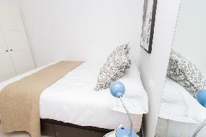 570640) Apartamento En El Centro De Málaga Con Aire Acondicionado