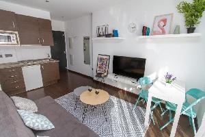 618995) Apartamento En El Centro De Málaga Con Balcón