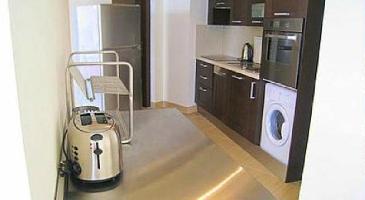 466024) Apartamento A 610 M Del Centro De Protaras Con Aire Acondicionado, Aparcamiento