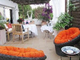 643473) Casa En El Centro De Sant Pol De Mar Con Terraza, Jardín, Lavadora