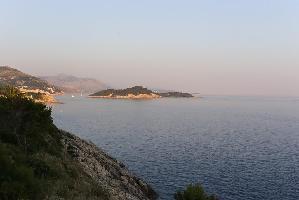 467013) Estudio A 798 M Del Centro De Dubrovnik Con Aire Acondicionado, Terraza
