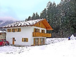 277819) Casa A 408 M Del Centro De Oberammergau Con Aparcamiento, Terraza, Jardín, Balcón