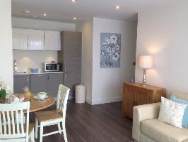 355617) Apartamento A 610 M Del Centro De Cambridge Con Ascensor, Aparcamiento, Terraza, Lavadora