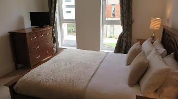 355872) Apartamento A 727 M Del Centro De Cambridge Con Ascensor, Aparcamiento, Terraza, Lavadora