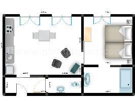 445455) Apartamento En El Centro De Lieja Con Lavadora