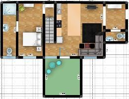 445638) Apartamento En El Centro De Lieja Con Terraza, Lavadora