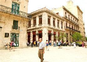 462809) Apartamento A 119 M Del Centro De La Habana Con Aire Acondicionado, Terraza