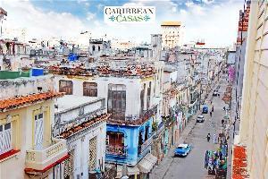 491714) Apartamento En El Centro De La Habana Con Aire Acondicionado