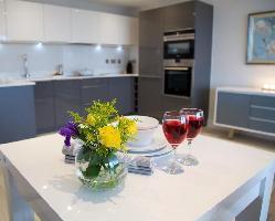 524232) Apartamento A 448 M Del Centro De Cambridge Con Ascensor, Aparcamiento, Terraza, Lavadora