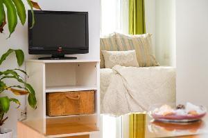 562708) Apartamento En El Centro De Málaga Con Aire Acondicionado, Balcón