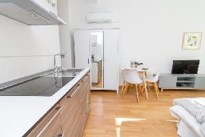 632862) Apartamento En El Centro De Málaga Con Aire Acondicionado