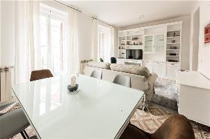645873) Apartamento A 228 M Del Centro De Madrid Con Ascensor, Lavadora