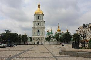 405799) Estudio En El Centro De Kiev Con Lavadora