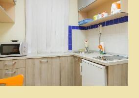 426639) Estudio En Belgrado Con Aire Acondicionado, Ascensor, Lavadora