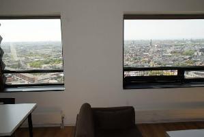 643309) Apartamento A 572 M Del Centro De La Haya Con Internet, Aire Acondicionado, Ascensor, Lavado