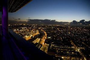 643315) Estudio A 589 M Del Centro De La Haya Con Internet, Aire Acondicionado, Ascensor, Lavadora