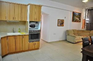 355694) Apartamento A 380 M Del Centro De Bat Yam Con Aire Acondicionado, Lavadora