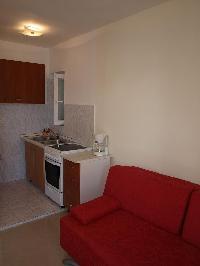461459) Apartamento En El Centro De Novalja Con Aire Acondicionado, Aparcamiento, Balcón