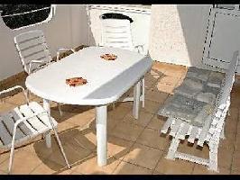 532521) Apartamento En El Centro De Novalja Con Internet, Aire Acondicionado, Aparcamiento, Jardín