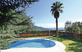 348999) Apartamento En Santa Cristina D'aro Con Internet, Piscina, Jardín, Lavadora