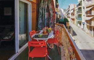 561528) Apartamento En Canet De Mar Con Internet, Jardín
