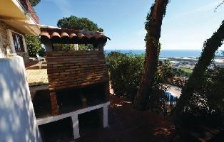 283249) Casa En Santa Susanna Con Internet, Piscina, Aire Acondicionado, Jardín