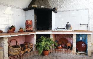 455142) Casa En Sant Cebrià De Vallalta Con Piscina, Jardín, Lavadora