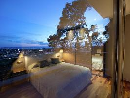 345615) Villa En El Centro De Santa Susanna Con Piscina, Aire Acondicionado, Aparcamiento, Terraza
