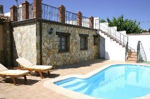 149403) Casa En El Centro De Ronda Con Piscina, Aire Acondicionado, Terraza, Lavadora