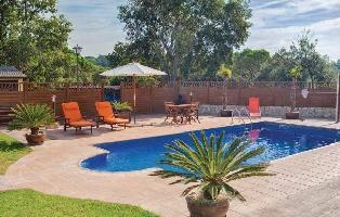 304885) Casa En Tordera Con Piscina, Terraza, Jardín, Lavadora