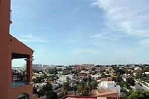 52137) Apartamento En Roquetas De Mar Con Piscina, Terraza