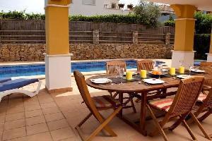 54081) Villa En Torre-pacheco Con Piscina, Aire Acondicionado, Aparcamiento, Terraza